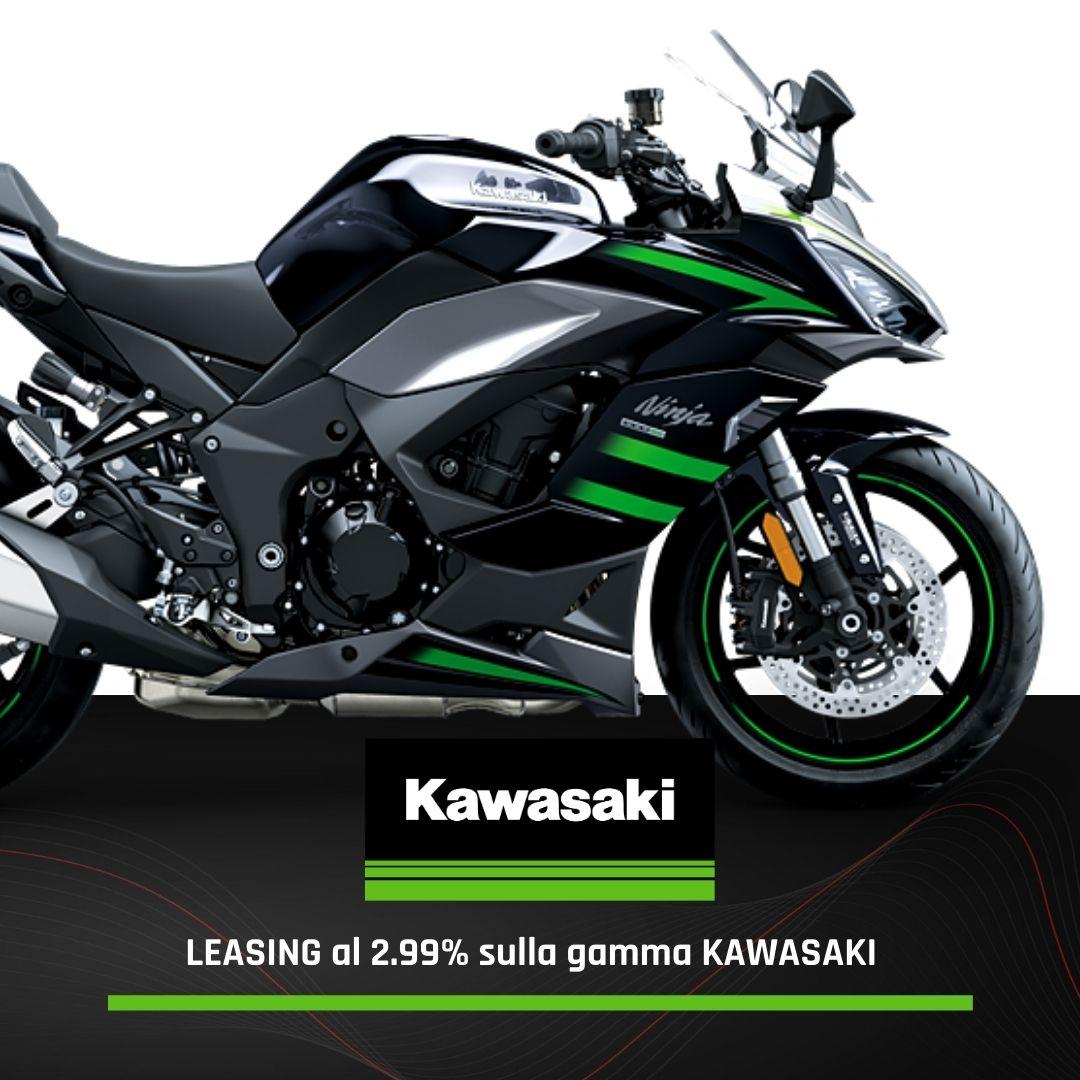 kawasaki ninja promo leasing