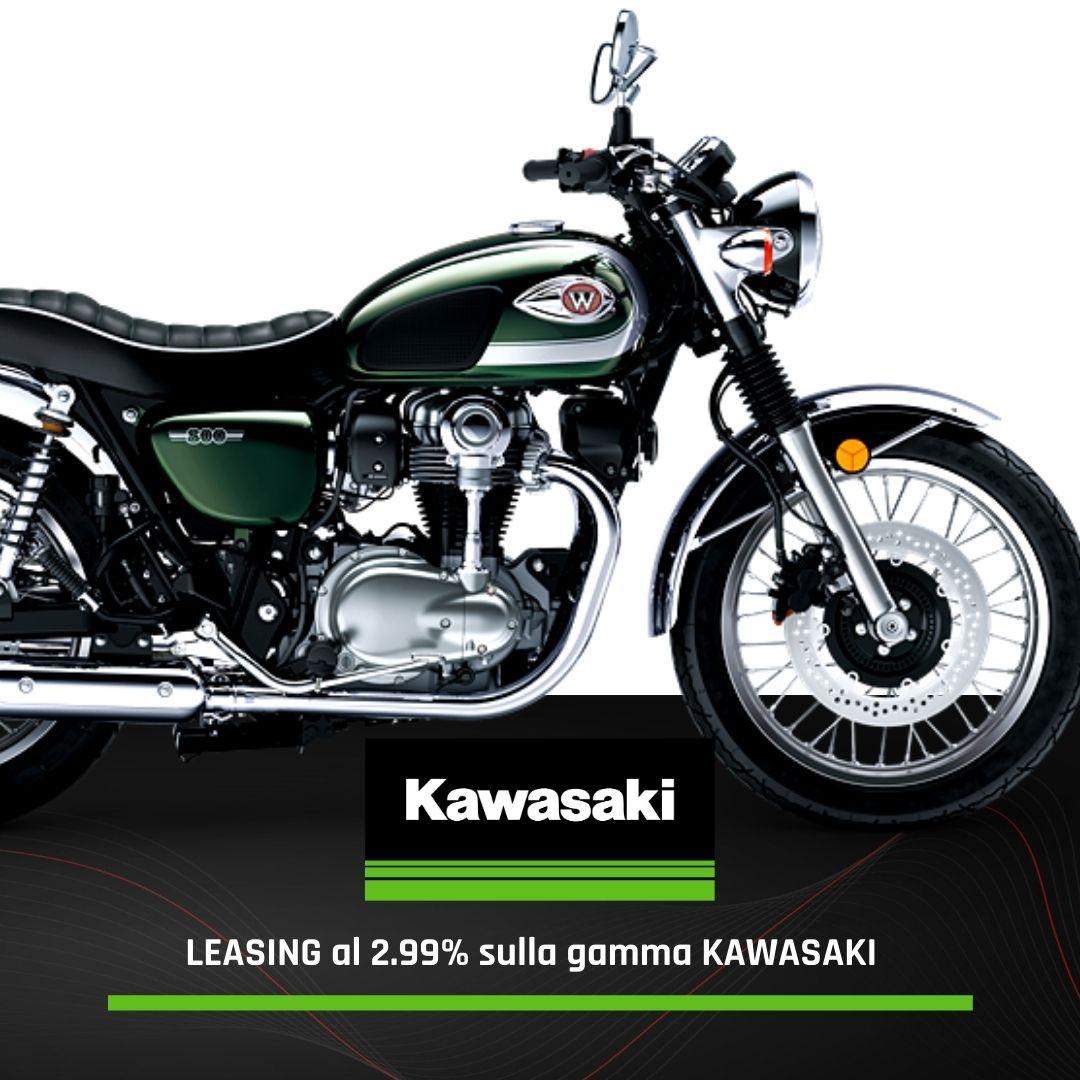 kawasaki w800 promo leasing