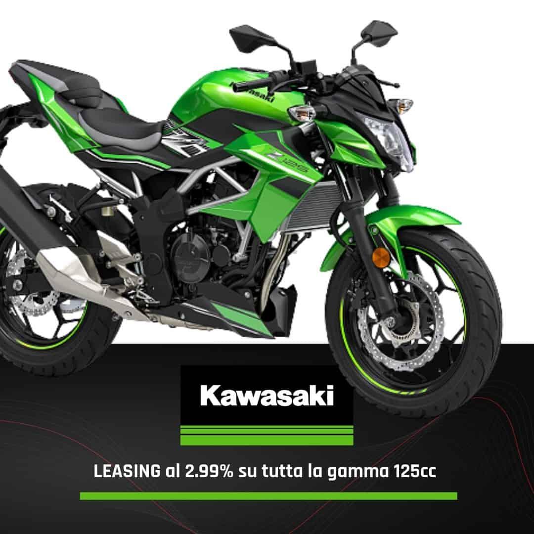 motoart promo leasing 125 c