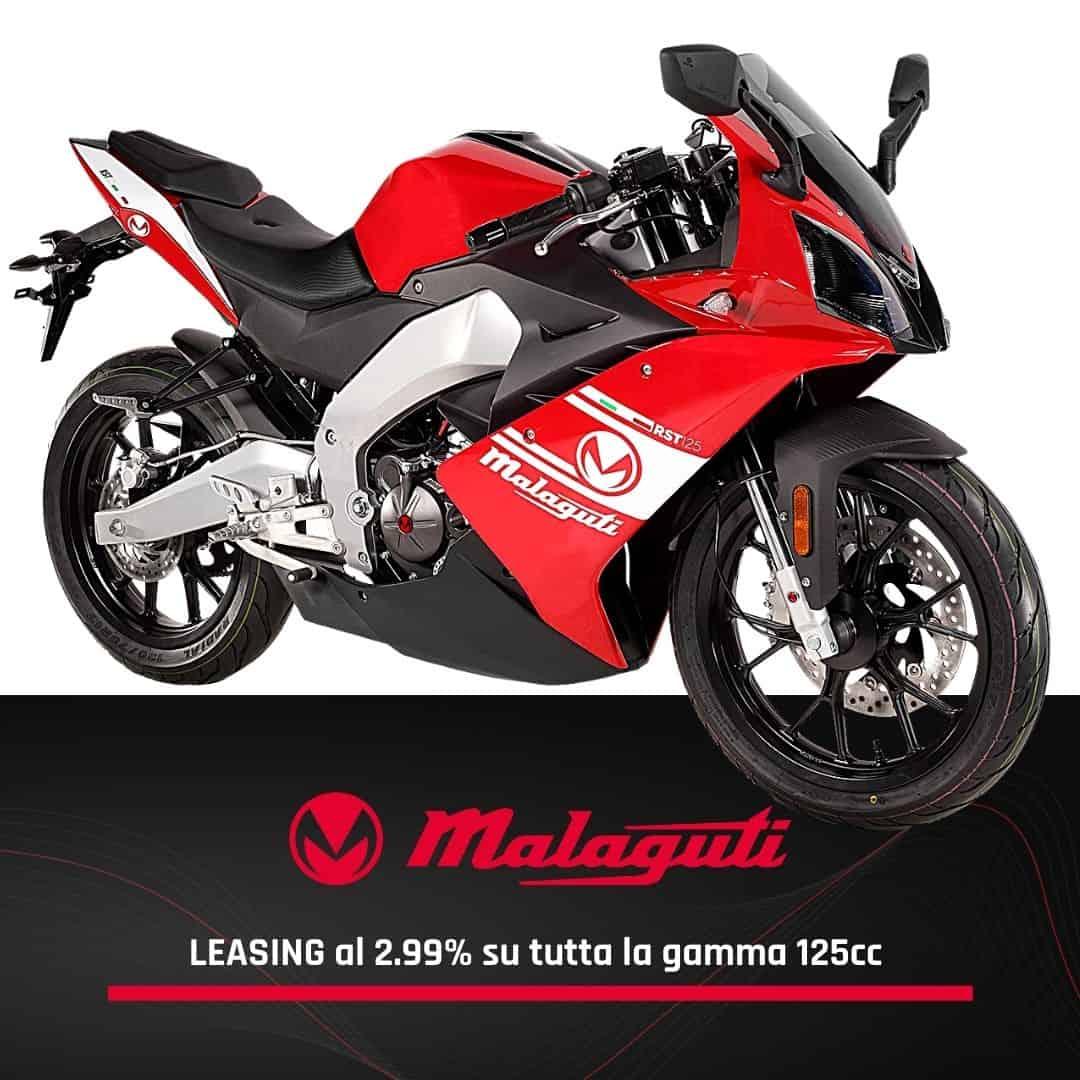 motoart promo leasing 125 e